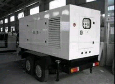Generator on Wheels